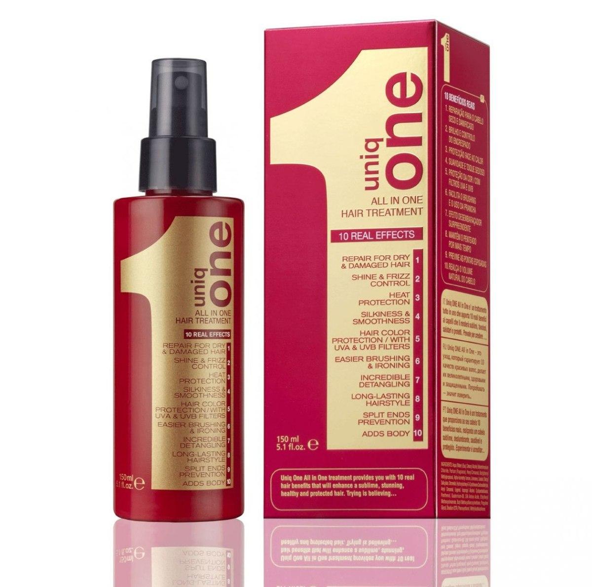 uniq one 10 produits en 1 On unique one