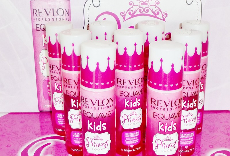 equave rose kids revlon